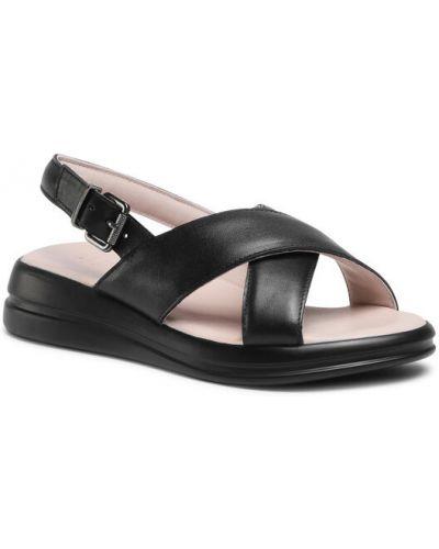 Sandały - czarne Badura