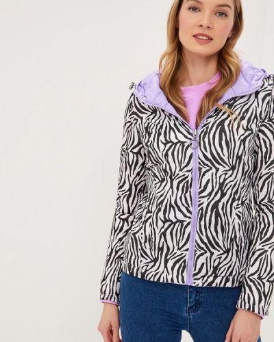 Утепленная куртка - фиолетовая Z-design