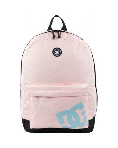 Рюкзак спортивный розовый для отдыха Dc Shoes