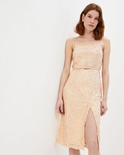 Вечернее платье - оранжевое French Connection