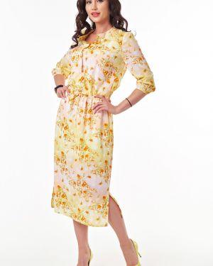 Летнее платье платье-сарафан шифоновое Taiga