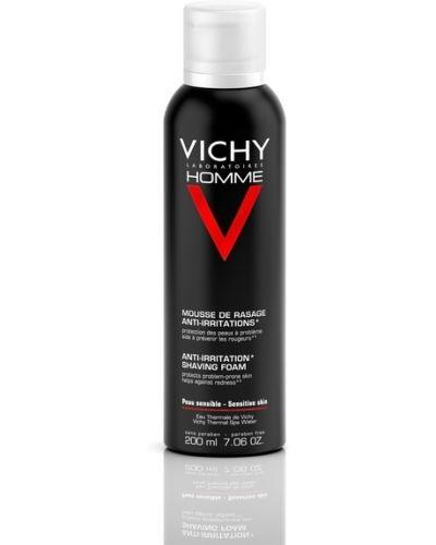 Кожаная пенка для умывания Vichy