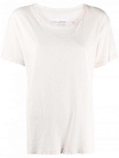 Прямая футболка Nili Lotan