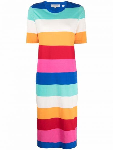 Трикотажное платье - синее Chinti And Parker
