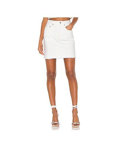 Джинсовая юбка на пуговицах с карманами Levi's®