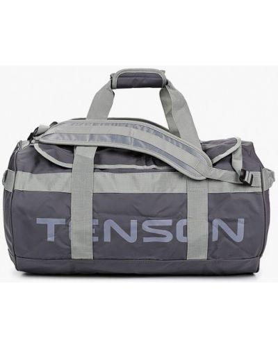 Дорожная сумка серая Tenson