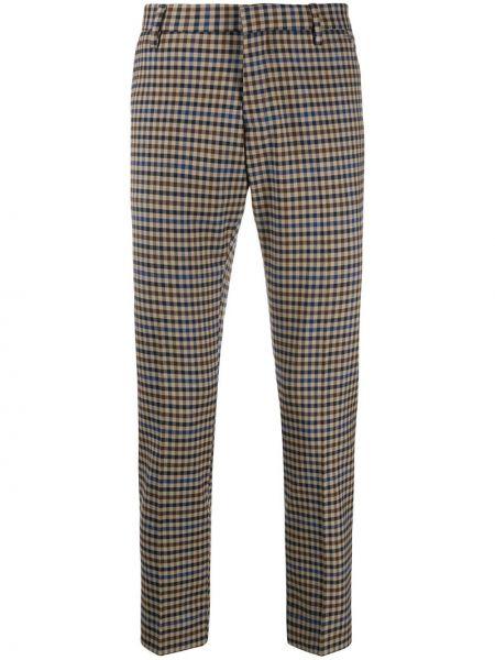 Деловые брюки с поясом Entre Amis