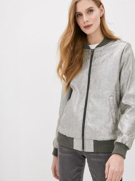 Куртка - зеленая Dlys