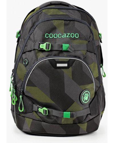 Текстильный рюкзак Coocazoo