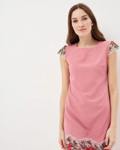 Платье розовое индийский Indiano Natural