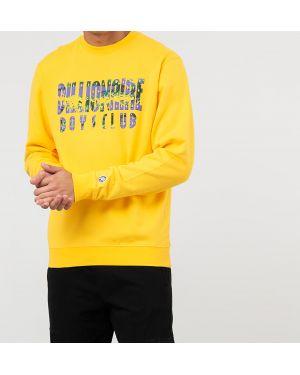 Bluza prosto żółty Billionaire Boys Club