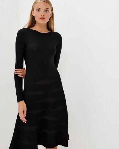Платье прямое осеннее Emporio Armani