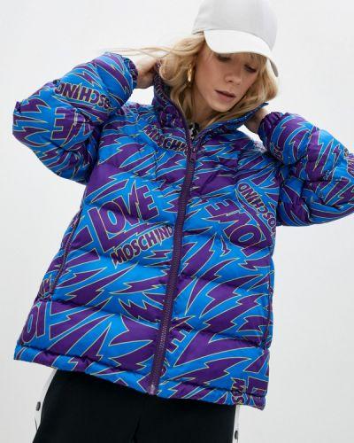 Зимняя куртка Love Moschino