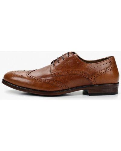 Кожаные ботинки - коричневые Burton Menswear London