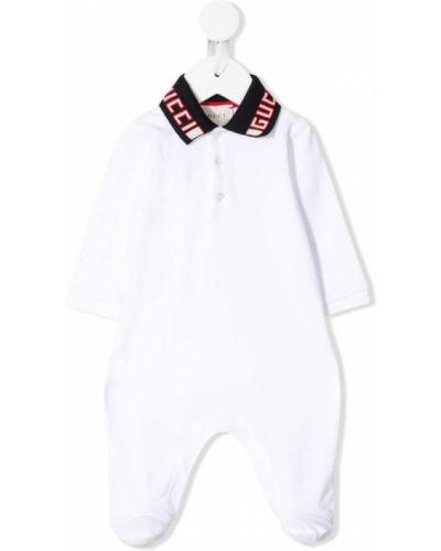 Пижама белая Gucci Kids