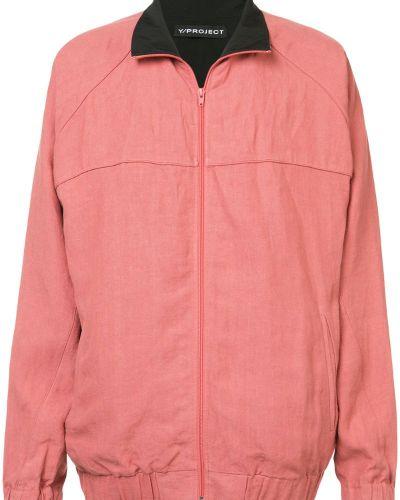 Куртка льняная Y Project