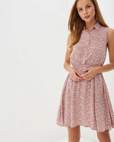 Платье весеннее розовое H:connect