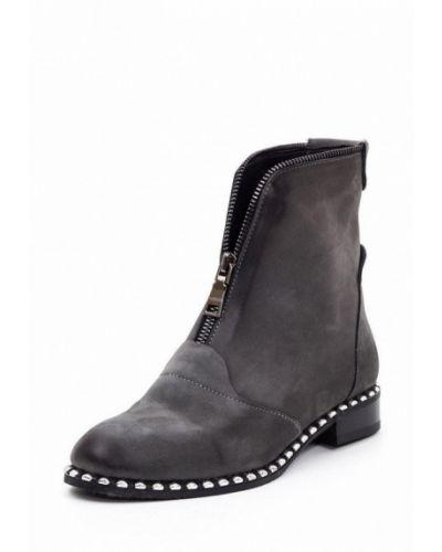 Серые ботинки Roberto Netti