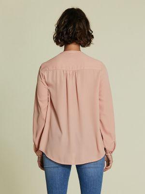 Блузка с длинными рукавами - коричневая Piazza Italia