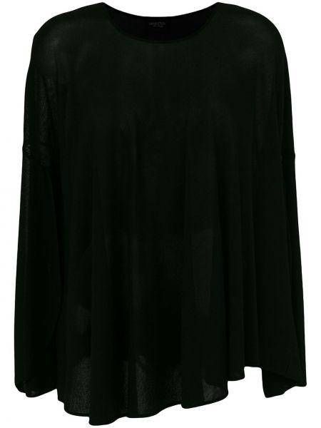 Блузка с длинным рукавом асимметричная спущенная Giambattista Valli
