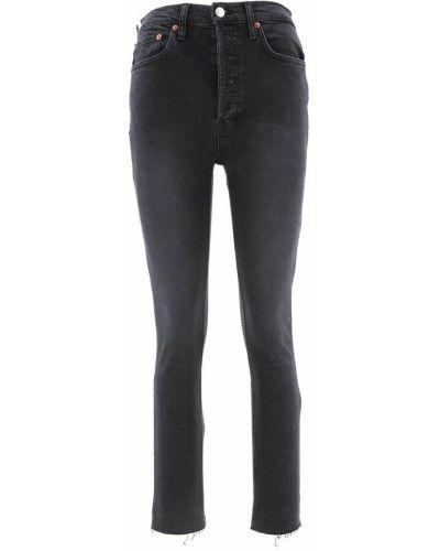Mom jeans - czarne Re/done
