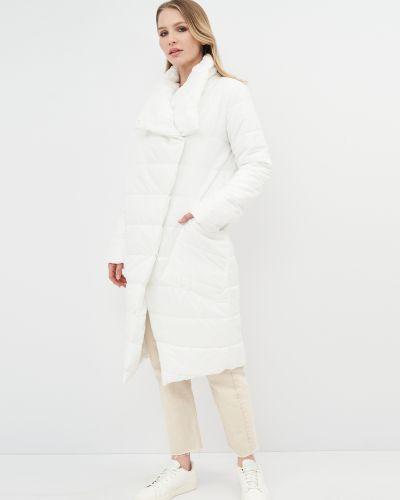 Куртка на кнопках - белая Niktan