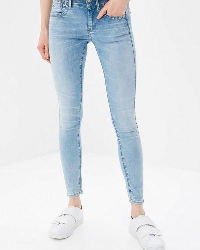 Голубые джинсы индийские G-star
