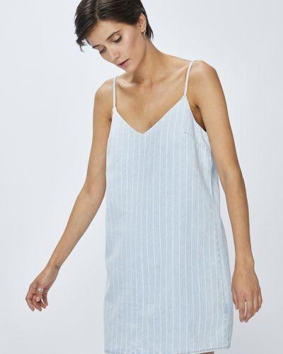 Платье мини на молнии Review
