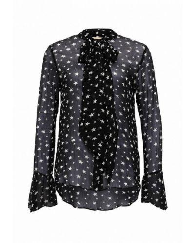Блузка с длинным рукавом черная Denim & Supply Ralph Lauren