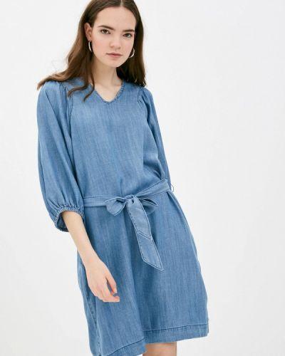 Джинсовое платье B.young