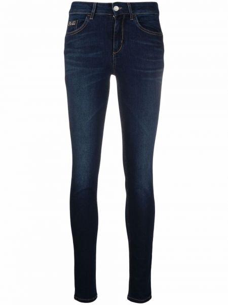 Синие джинсы классические Liu Jo