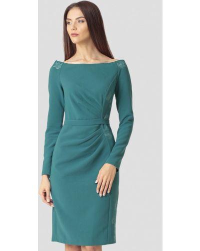 Платье - бирюзовое Ано