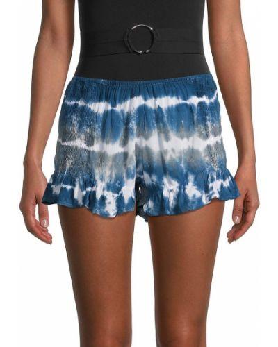 Синие шорты для плаванья Tiare Hawaii