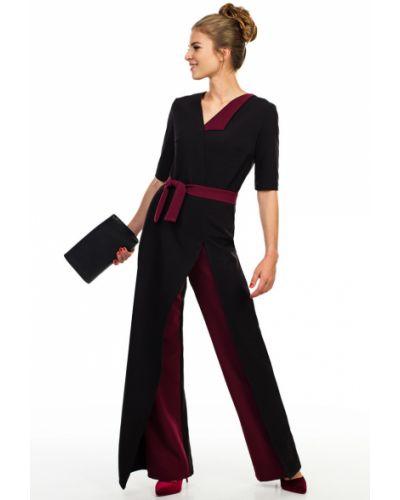 Брючный комбинезон с широкими брюками с брюками Kapsula