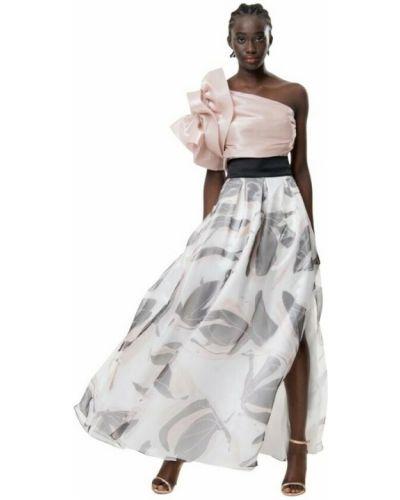 Biała sukienka Hanita