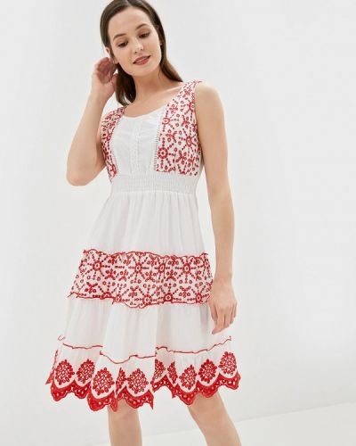 Платье индийский прямое Camomilla Italia