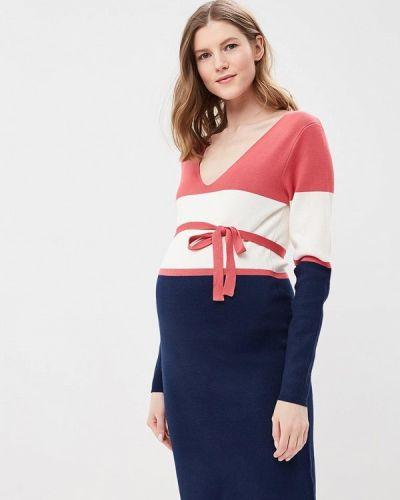 Платье для беременных с длинными рукавами Mama.licious