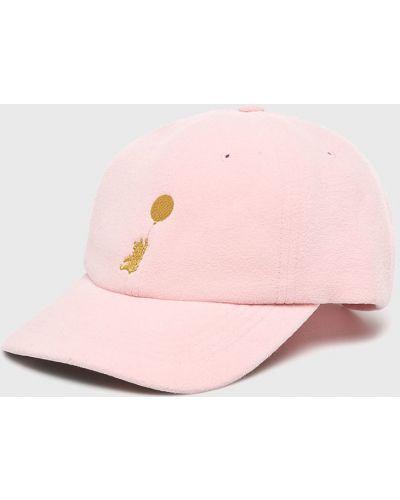 Розовая шапка шерстяная Femi Stories
