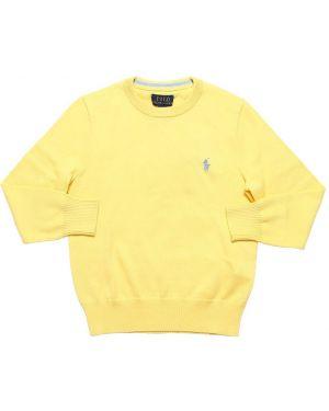 Sweter z haftem Ralph Lauren