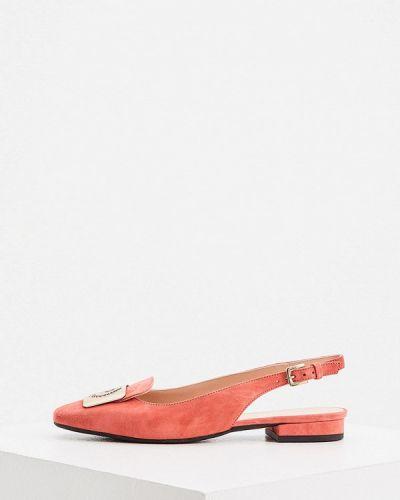 Туфли - красные Pollini