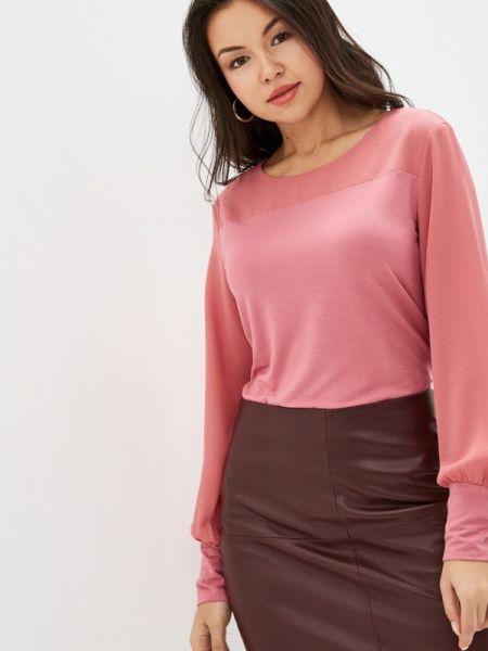 Блузка розовая осенняя Gerry Weber