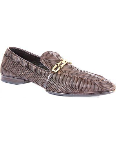 Коричневые туфли Cesare Paciotti