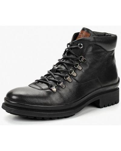 Ботинки осенние кожаные демисезонный Id! Collection