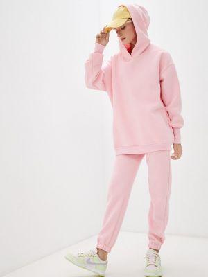Розовый зимний спортивный костюм Fadas