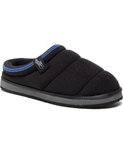 Sandały casual - czarne Polo Ralph Lauren