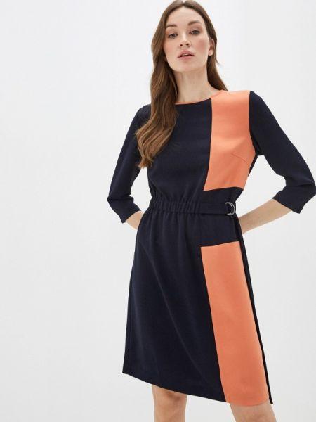 Платье осеннее прямое Likadis