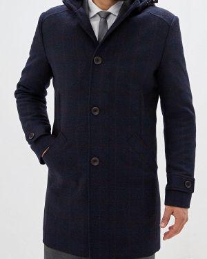 Пальто синий Bazioni