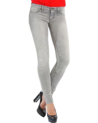 Серые джинсы Gas