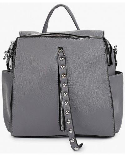 Серый городской рюкзак Pinkkarrot