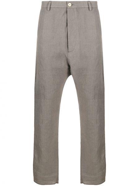 Прямые брючные прямые брюки с поясом новогодние Poème Bohémien